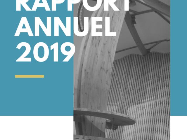 Rapport activité 2019 coque nomade