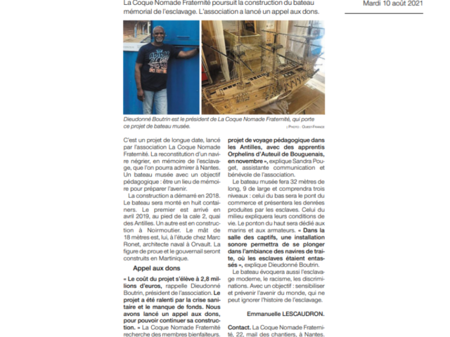 CNF-articleOuestFrance-10.08.21